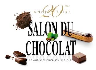 Le salon du chocolat fête ses 20 ans