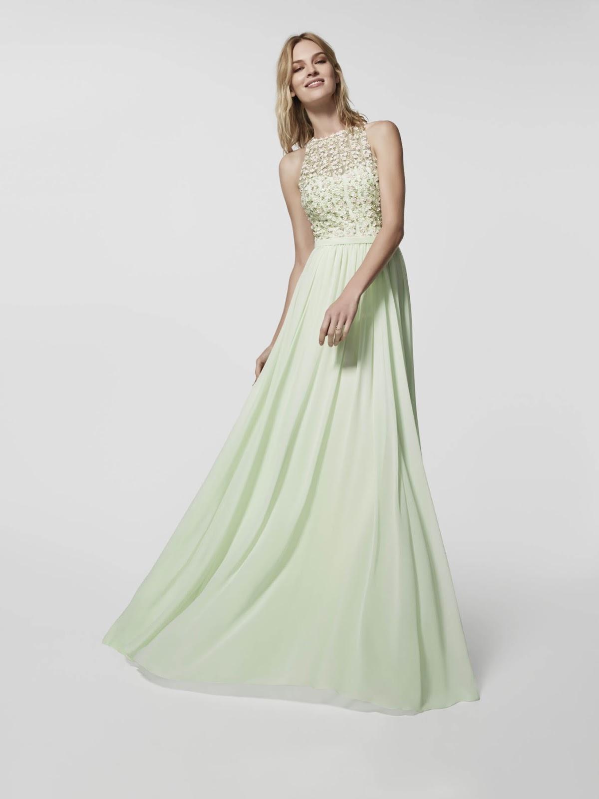 GRIDA DRESSES , US LONG WOMEN
