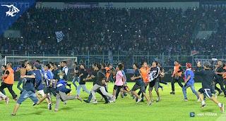 Arema FC Terancam Sanksi Sangat Berat
