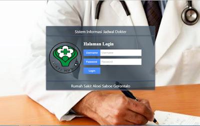 Aplikasi Penjadwalan Dokter Menggunakan algoritma Genetika Berbasis PHP
