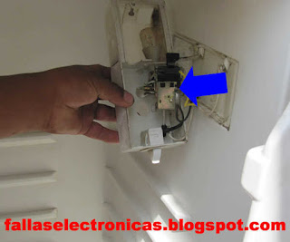 instalar controlador de nevera
