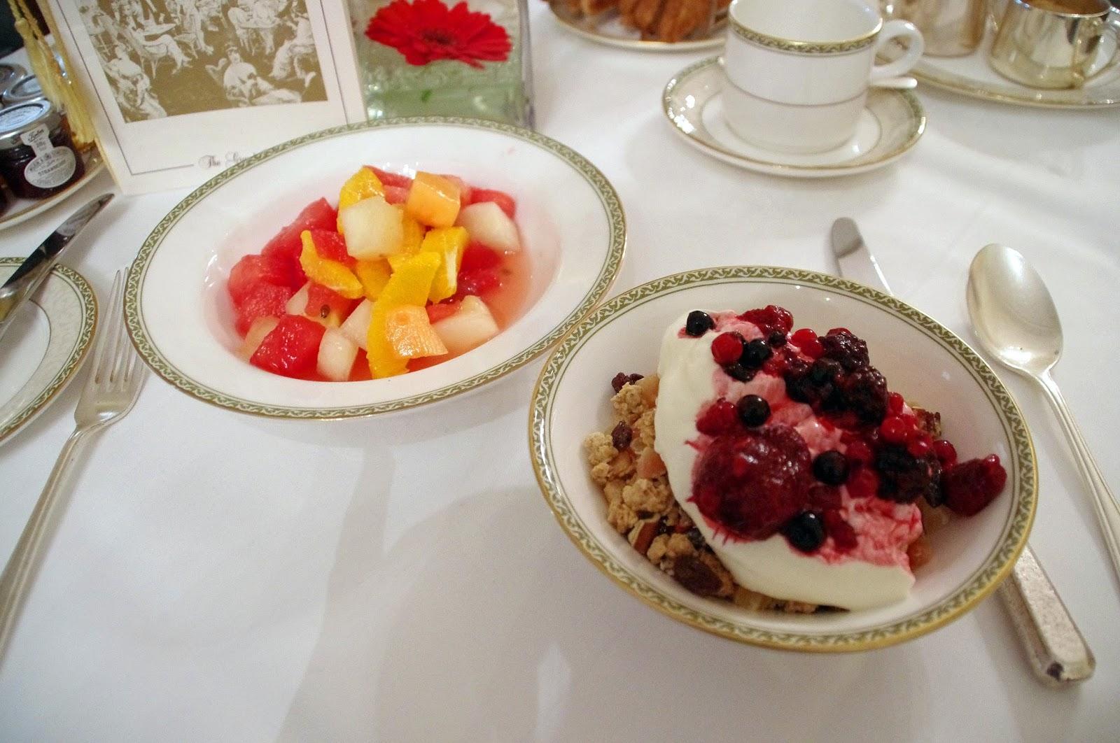 The Grand Hotel Eastbourne Breakfast