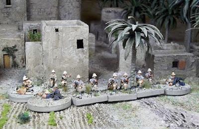2nd place: WWI Middle East Brits, by WeeWars - wins £10 Pendraken credit!