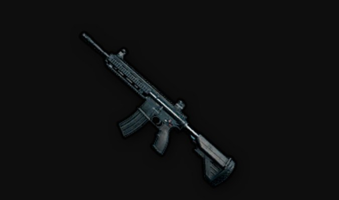 Senjata Mematikan di PUBG - M416