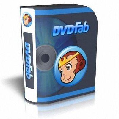 DVDFab نسخ اسطوانات DVD