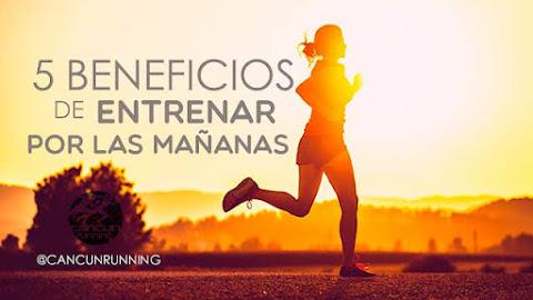 entrenamiento correr temprano