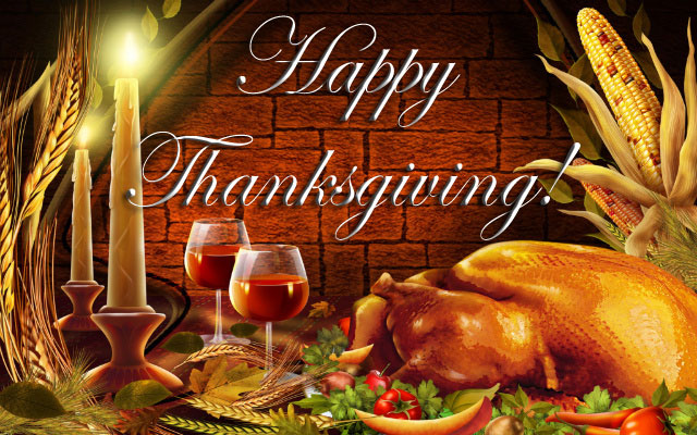IAFF Local 1071: Happy Thanksgiving