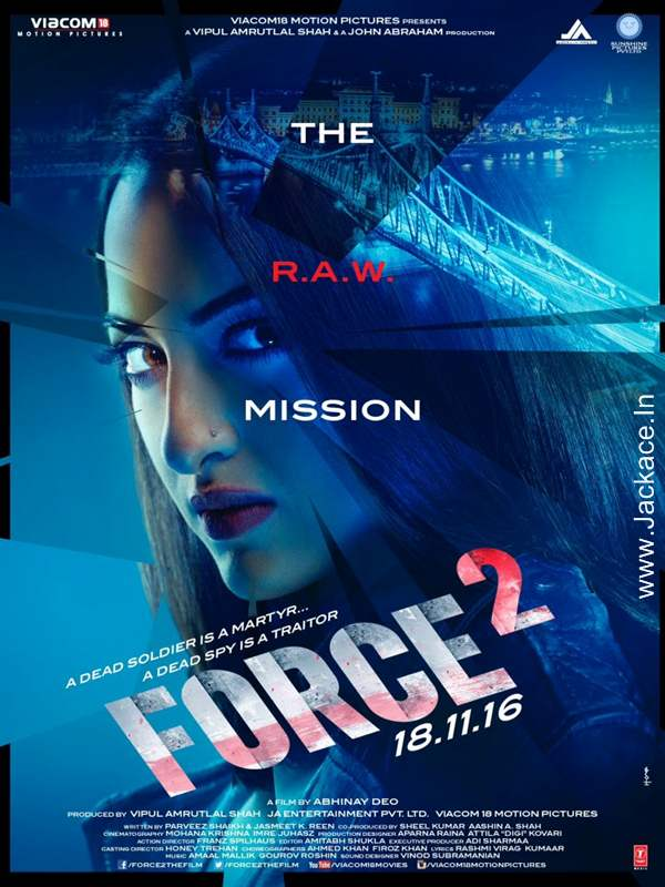 Force 2 First Look Poster 1
