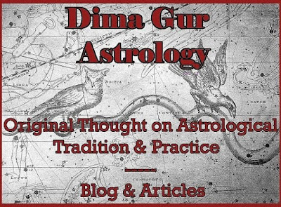 Dima Gur - Astrology: Uranus, Neptune, Pluto - Exalted in