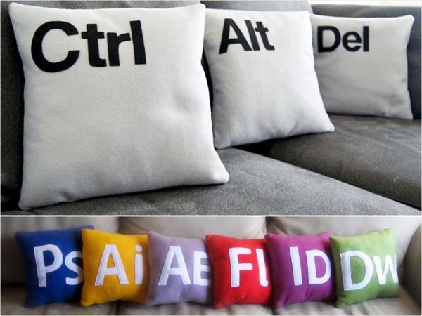 decoração geek