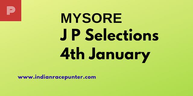 Mysore Jackpot Selections 4th January, Trackeagle, Track eagle