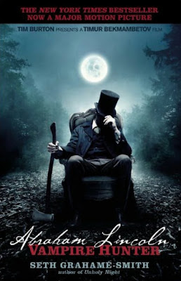 Abraham Lincoln: Vampire Hunter by Seth Grahame - book cover