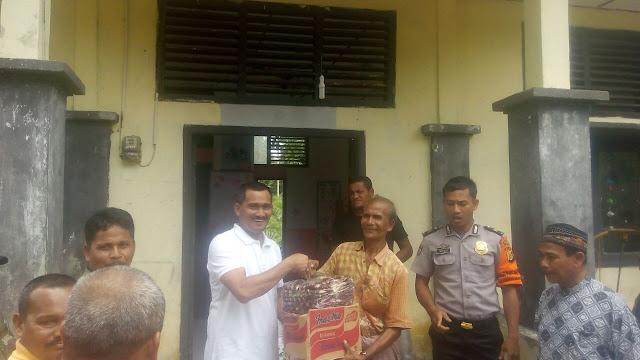 Pemerintah Aceh Jaya Salurkan Bantuan Kepada Korban Banjir