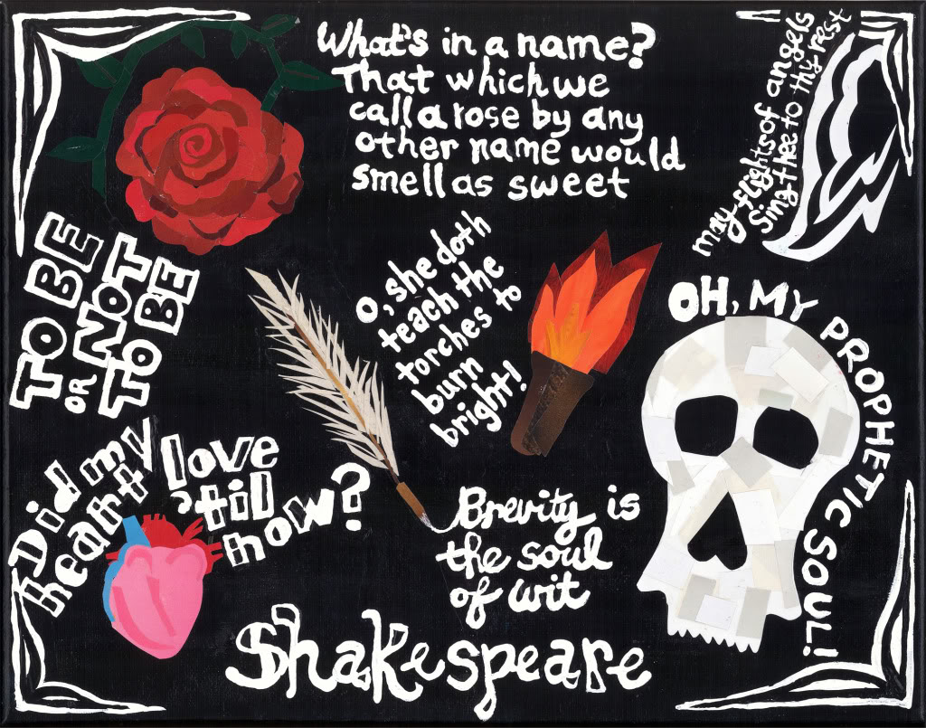 Image Quetes 13: Shakespeare Quotes
