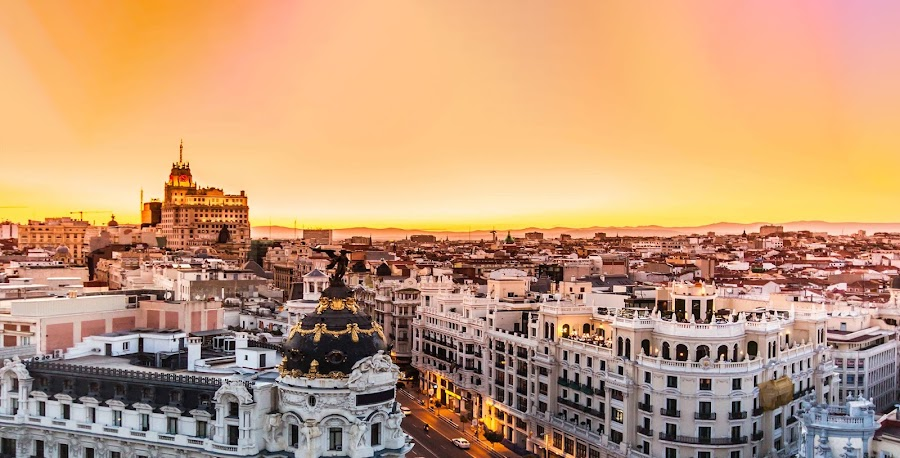 Una escapada turística por Madrid