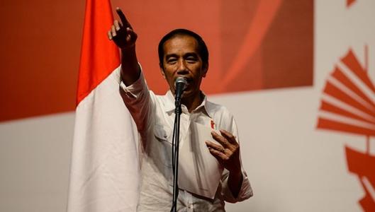 Hari Ini, Jokowi Akan Sampaikan Pidato Kebangsaan di Sentul