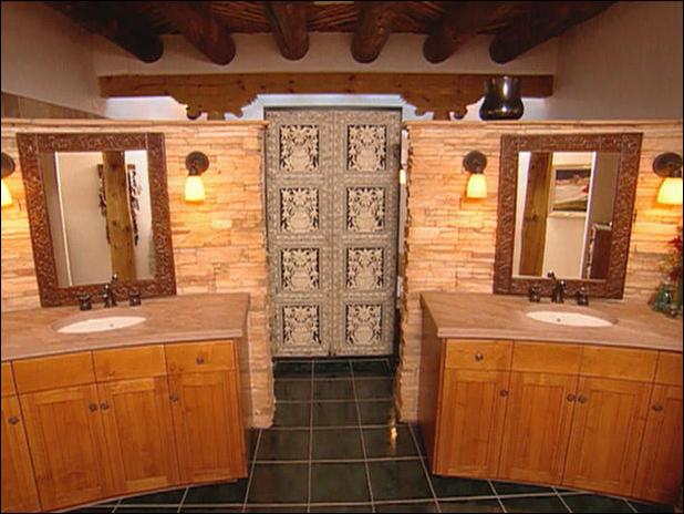 Key interiors by shinay southwestern bathroom design ideas for Southwest bathroom designs