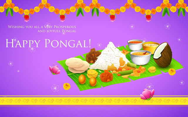 Happy Pongal HD Wallpapers Free Download 2017