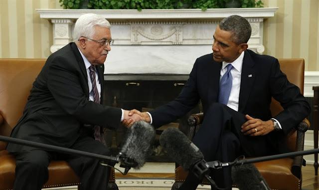 Abbas y Obama