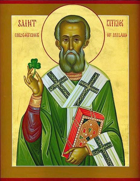 С днём Святого Патрика!