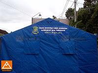 Tenda Posko Kesehatan Tangerang