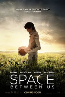 Sinopsis Film The Space Between Us (2017)