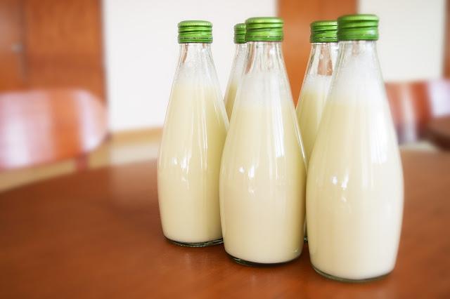 Susu Kambing Bermanfaat