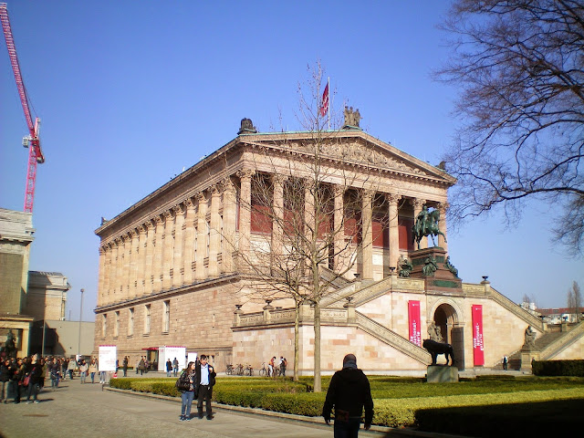 Isla de los Museo - Ruta por Berlín