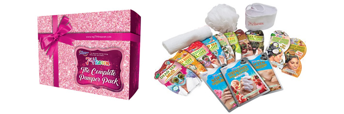 7th Heaven - The Complete Pamper Pack