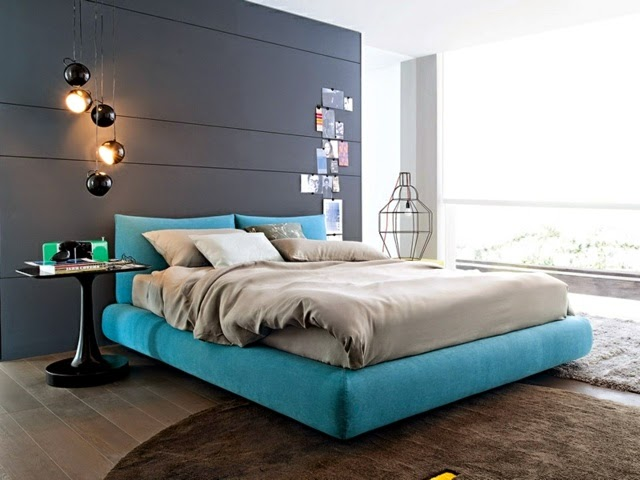Bedroom Design Wall Color Gray In The Bedroom 27 Design Ideas