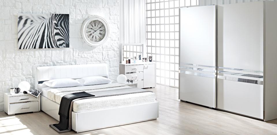 Do ta mobilya yatak odas tak mlar mobilya for Mobilya yatak odasi