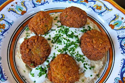 The Perfect Falafel - Low Carb & Low Fat