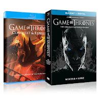 Game of Thrones Season 7 Blu-ray