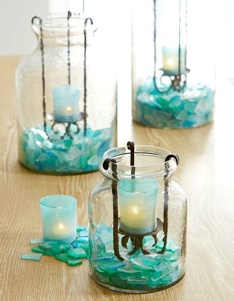 Jar Lanterns Pier 1