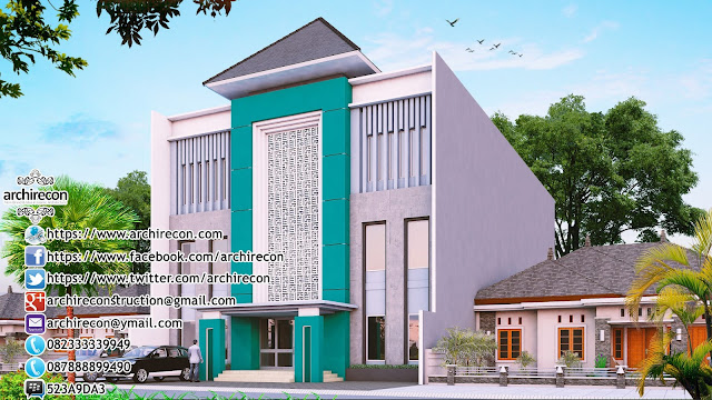 Desain Sekolah Tahfidz Qur'an - Prolog