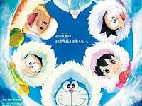 Download film Doraemon The Movie 2017: Nobita Great Adventure In The Antarctic Kachi Kochi (2017) Full Movie subtitle Indonesia