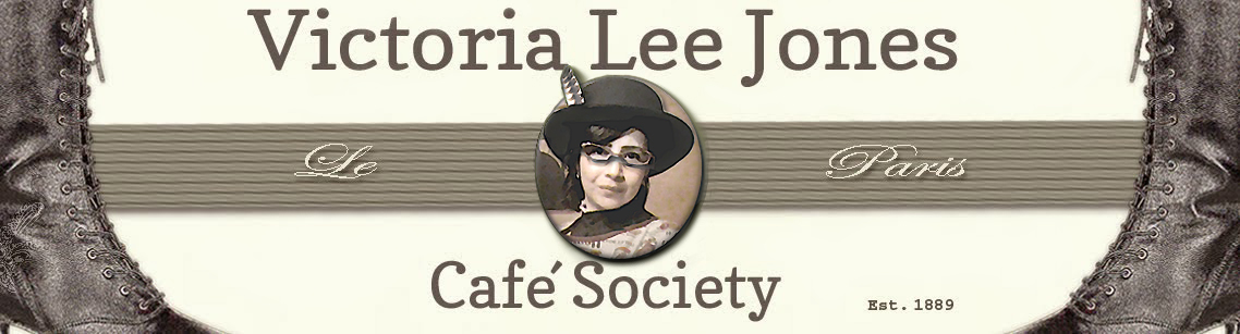 Victoria Lee Jones Blog