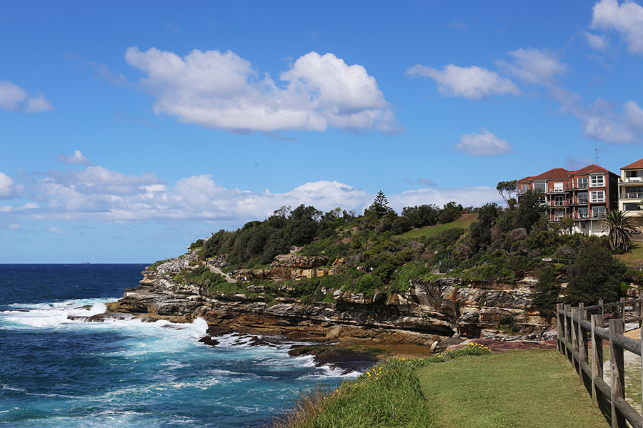 Sydney, Australia: Bondi Beach, fine dining at Bondi Icebergs Club, and Bondi to Bronte Coastal Walk