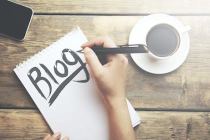 Jenis Blog Ini Penting Diketahui Sebelum Menjadi Blogger