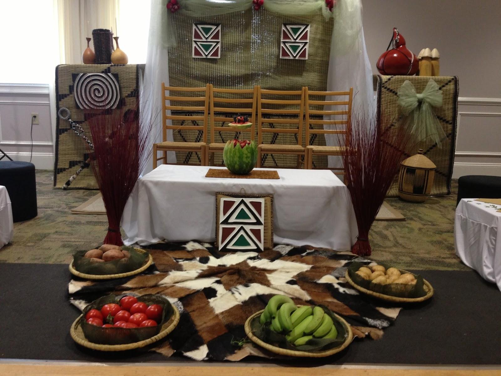 Delytwined : Event Planning: Rwandan Traditional Wedding