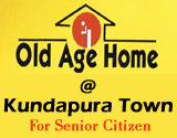 Old age home in Kundapura