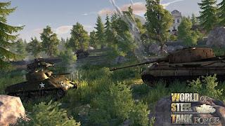 World Of Steel : Tank Force v1.0.7 Mod