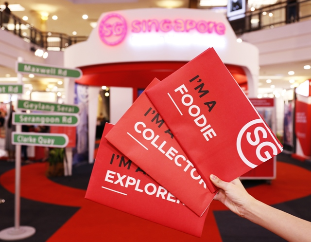 Foodie, Explorer or Collector Visit Singapore Fest