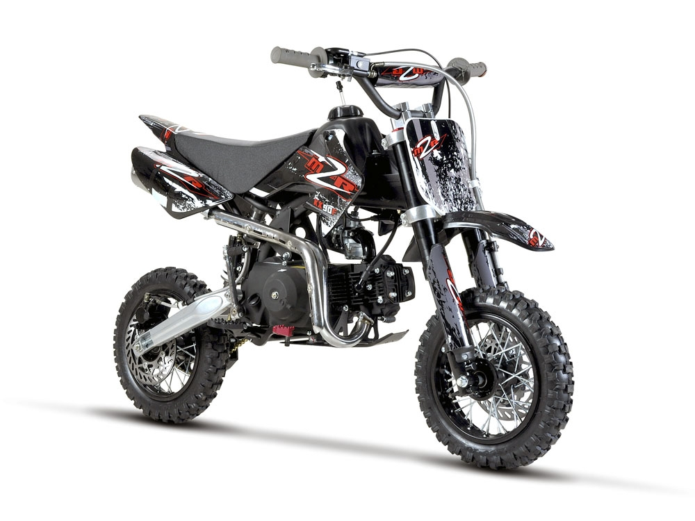 FunBikes Quads and Mini Motos: The difference between dirt and pit bikes