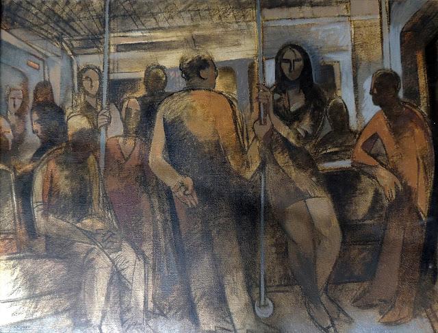 Jordi Andreu Fresquet pintura al lienzo