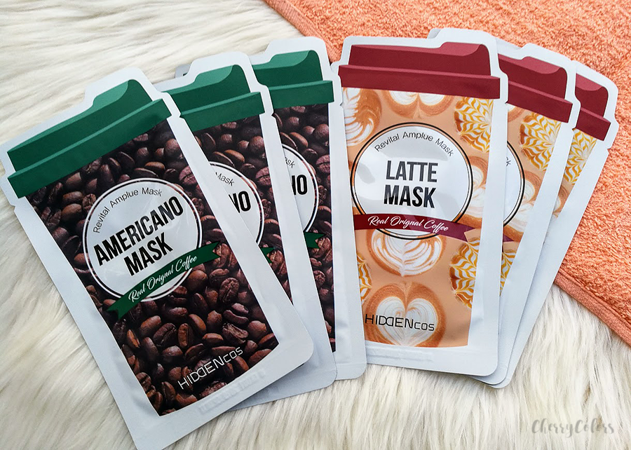 HIDDENCOS AMERICANO & LATTE MASK