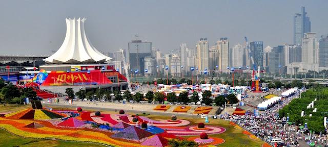 Treizième CAEXPO à Nanning (Chine)