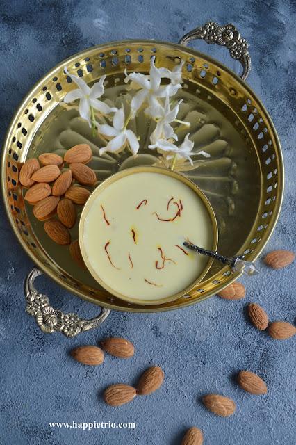 Badam Kheer Recipe | Almond Payasam