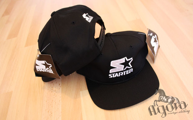 Classic Starter pieces just in. Original starter logo snapback hats. Clean d1c5b70d52fb