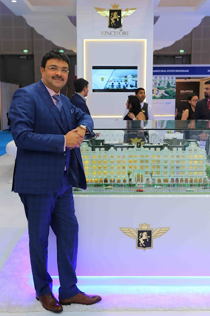 Dubai's Vincitore Realty attracts immense visitor interest with its spotlight on affordable luxury at Cityscape Global 2016